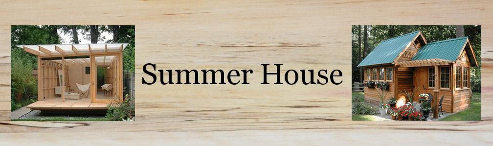 Summer House Construction