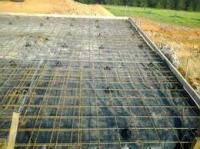 Preparation of Concrete Slab