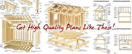 shed and storage shed designs and plans